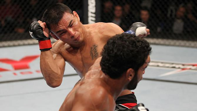 Mixed Martial Arts: UFC 147