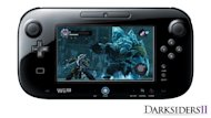 Darksiders II&#39;s Wii U Edition on both TV and GamePad