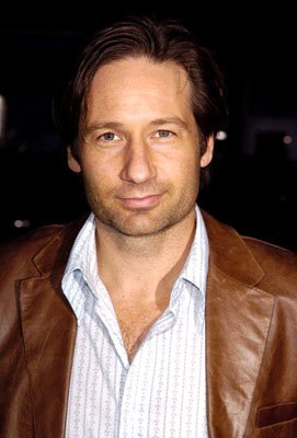 David Duchovny at the Hollywood premiere of Universal Pictures' Friday Night Lights