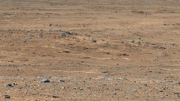 Curiosity Doesn't Find Methane on Mars, What It Means For the Planet (ABC News)