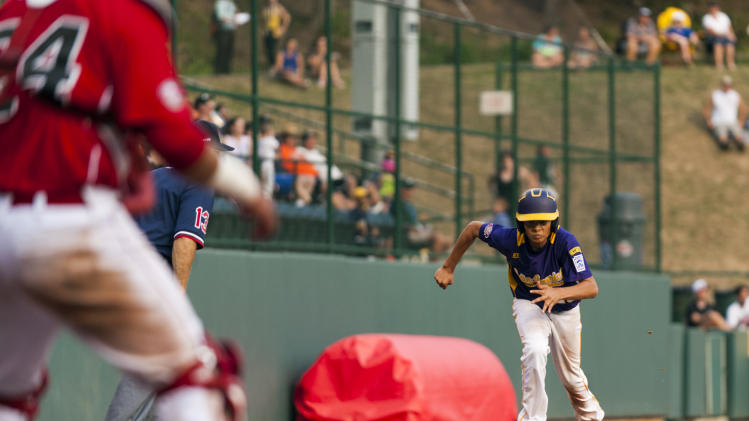 Baseball: Little League World Series: Mexico vs. Panama