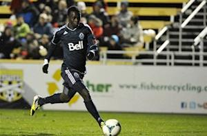 Seattle Sounders 1-4 Vancouver Whitecaps: Manneh notches three as 'Caps thrash Sounders