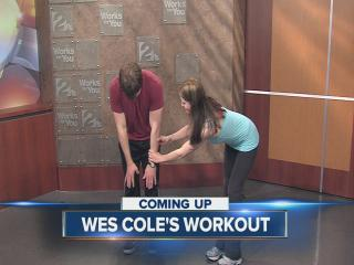 Wes Cole:  Questions about gym workouts