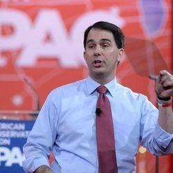 Scott Walker's 47 Percent Moment