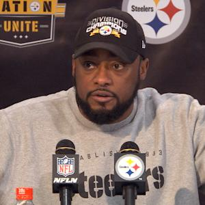 Pittsburgh Steelers postgame press conference