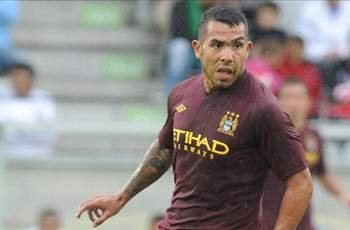 Malaysia XI 1-3 Manchester City: Aguero, Tevez & Adam Johnson on target in comfortable friendly win