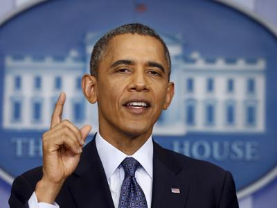 Obama: No 'ransom' for Congress