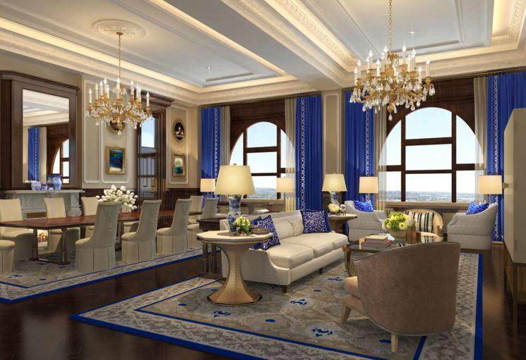 Donald Trump's luxury Washington DC hotel to open right before election