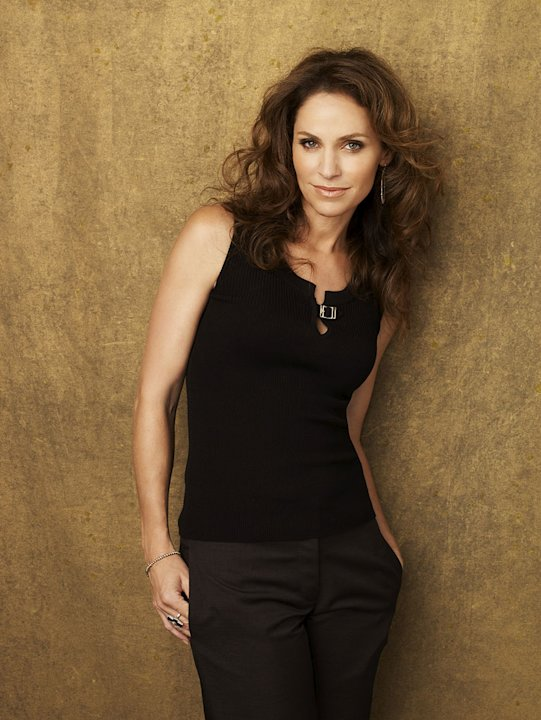 "Amy Brenneman in the ABC series ""Private Practice"""