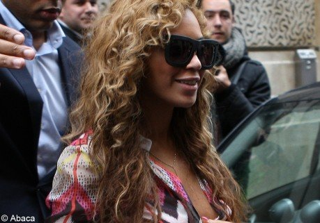 Beyonc tourne un clip pour les Nations unies
