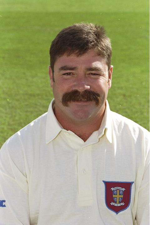 Portrait of David Boon