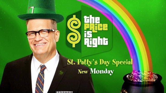 The Price Is Right - St. Patty's Day Special!