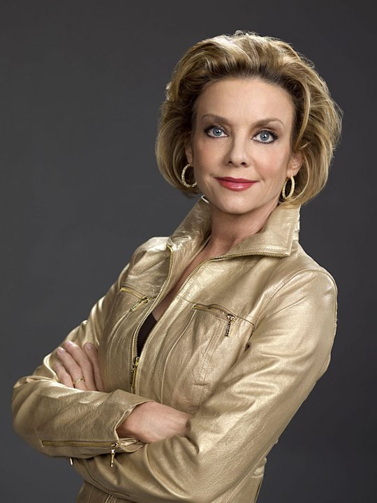 "Judith Chapman stars as Gloria Abbott Bardwell on ""The Young and the Restless."""