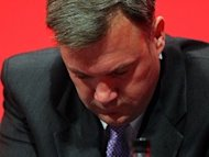 "Cameron lashes out: Ed Balls branded a ""muttering idiot"""