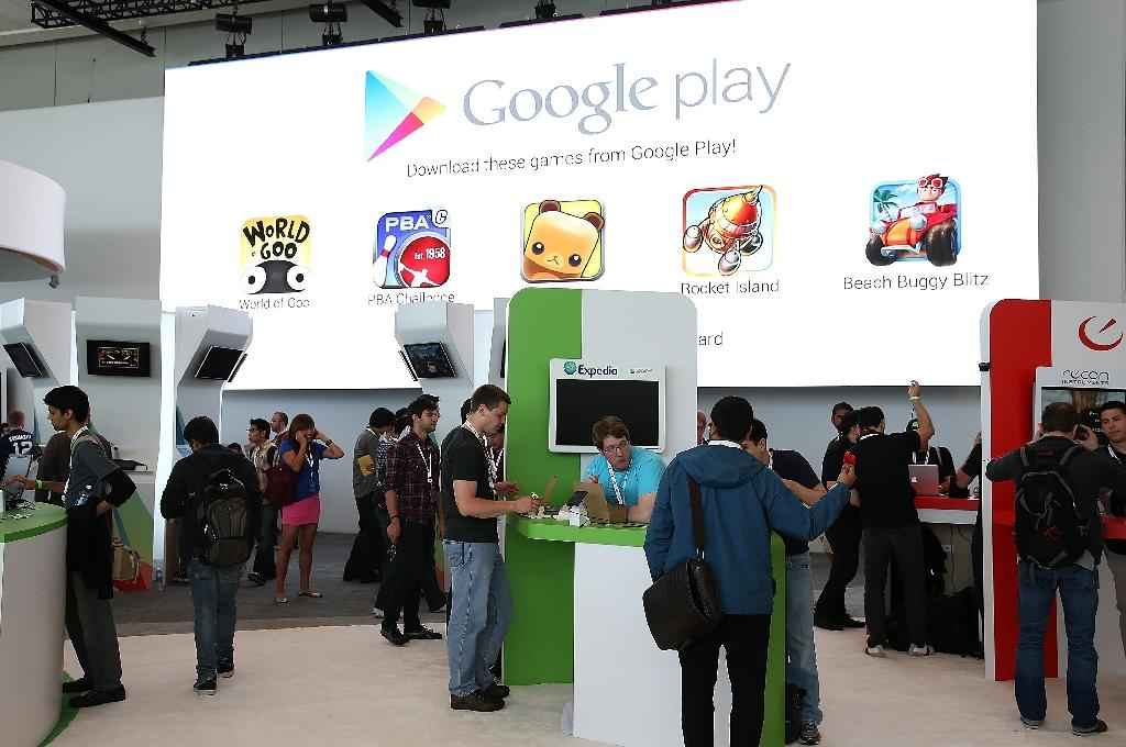 Google may return to China with Android app shop: report