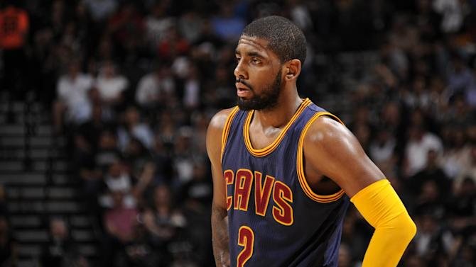 Irving has career-high 57, Cavs beat Spurs 128-125 in OT