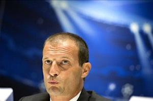 Allegri: Milan is weaker than PSV