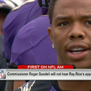 Neutral arbitrator will hear Ray Rice's appeal