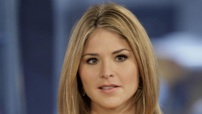 "FILE - In this Oct. 8, 2009 file photo, Jenna Bush Hager, special contributor for the NBC ""Today"" television program, appears on the show in New York.  Former first daughter Jenna Bush Hager announced Wednesday, Dec. 12, 2012,  that she's pregnant with her first child, due in the spring. The 31-year-old made the announcement on NBC's ""Today"" show, where she is a contributing correspondent. Hager, the twin daughter of former President George W. Bush, and her husband, Henry, have been married for four years. (AP Photo/Richard Drew)"