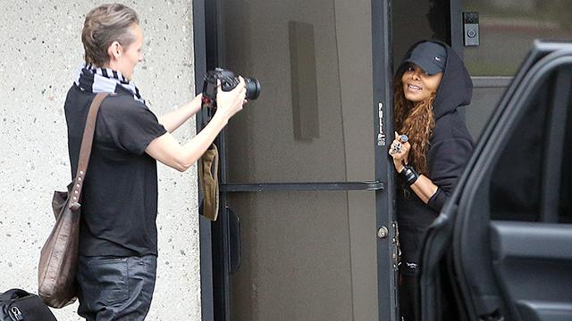 Janet Jackson Begins to Prepare for Highly Anticipated World Tour