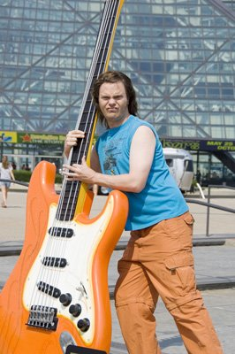 Rainn Wilson in Fox Atomics' The Rocker