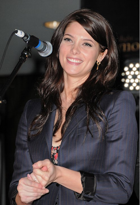 Twilight Saga New Moon Press Tour 2009 Ashley Greene