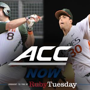 Miami Returns to CWS Regionals for 43rd Straight Year | ACC Now