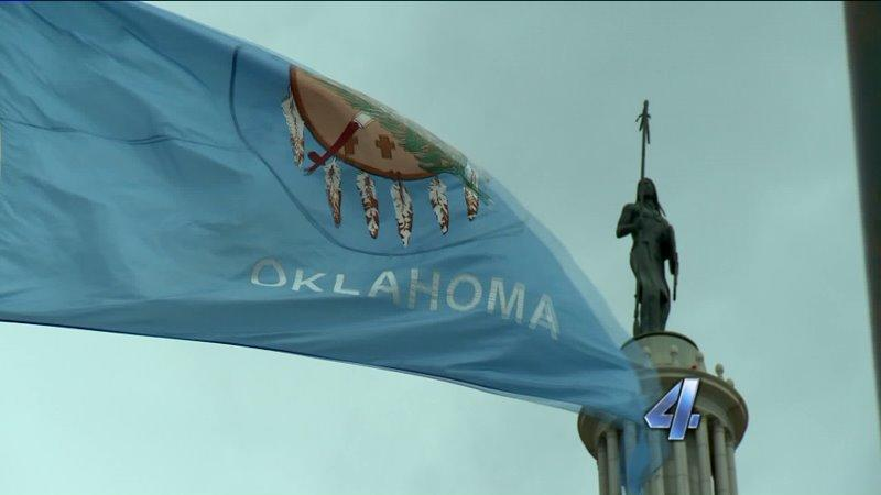 Oklahoma governor signs bill allowing nitrogen in executions