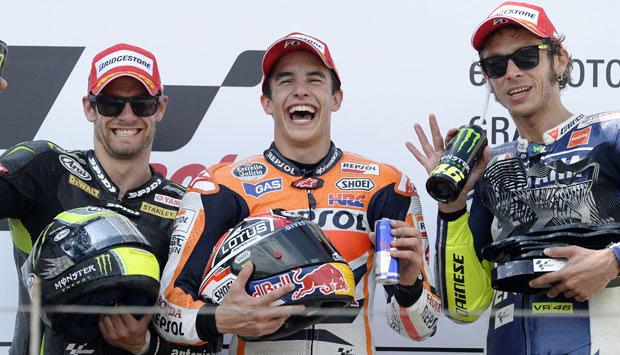Rossi Minta Marquez Didiskualifikasi