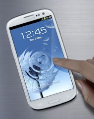 The Samsung Galaxy S3