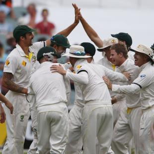 Live Scorecard: Australia vs England at Adelaide