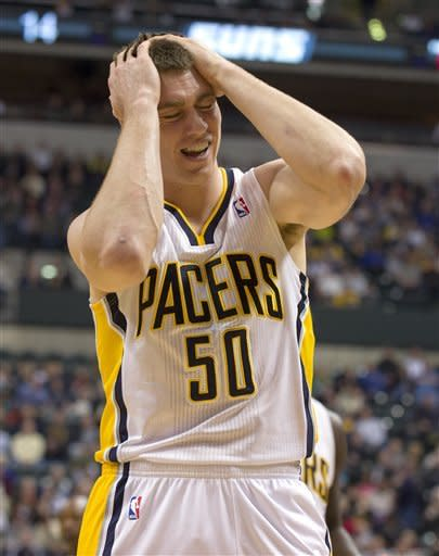 Hill scores 22, lifts Pacers over Suns 97-91