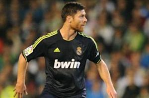 Xabi Alonso injury blow for Real Madrid