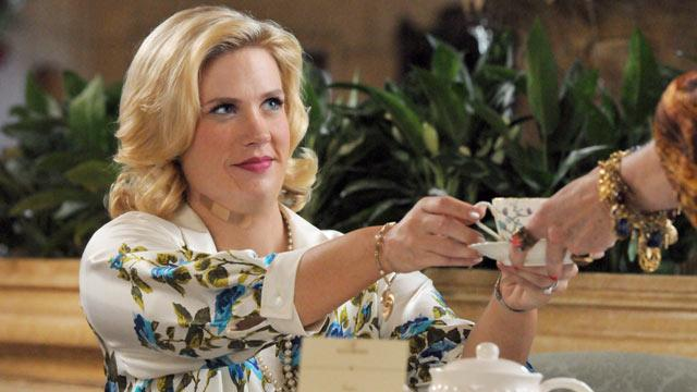 'Mad Men's' Betty, Bigger Than Ever