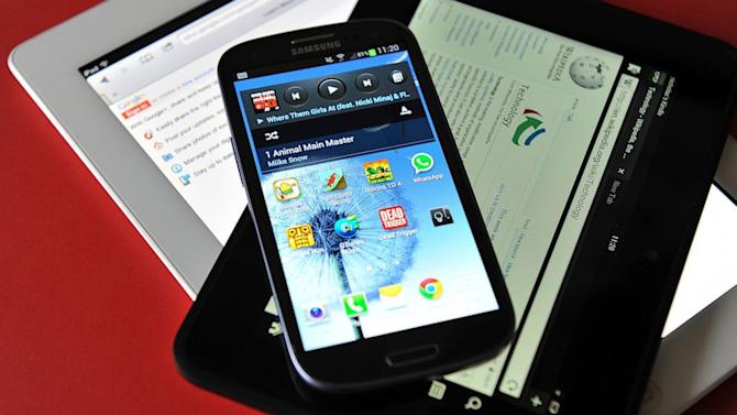 Android is Target of 79 Percent of Mobile Malware, Government Report Says
