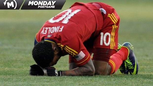 Monday Postgame: Analyzing the rough and tumble play in the MLS Cup final