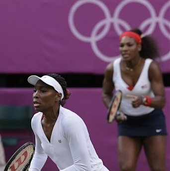 Williams sisters advance to Olympic doubles final The Associated Press Getty Images Getty Images Getty Images Getty Images Getty Images Getty Images Getty Images Getty Images Getty Images Getty Images