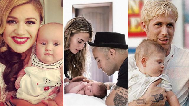 The 16 Weirdest Celebrity Baby Names of 2014