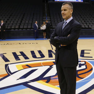 Why Billy Donovan's transition to NBA may be easier