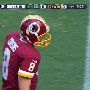 Week 2: Kirk Cousins highlights
