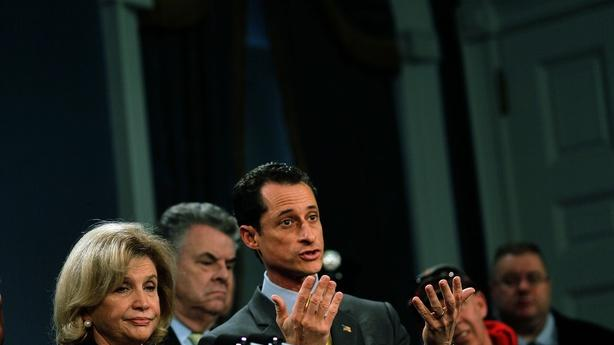 Weiner Reads Congress a Bedtime Story; Fey Goes Bowling