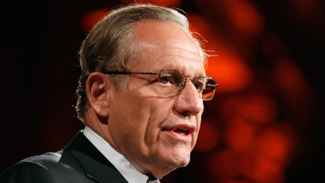 """That """"threat"""" against Bob Woodward? Maybe it was just friendly advice."""