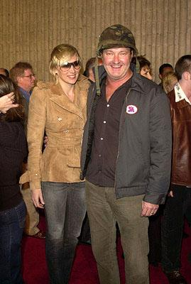 Premiere: Randy Quaid and wife at the Westwood premiere of Columbia's Not Another Teen Movie - 12/7/2001
