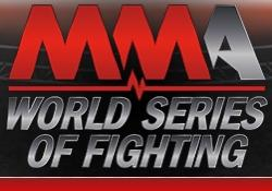 World Series of Fighting 3 Gate and Attendance