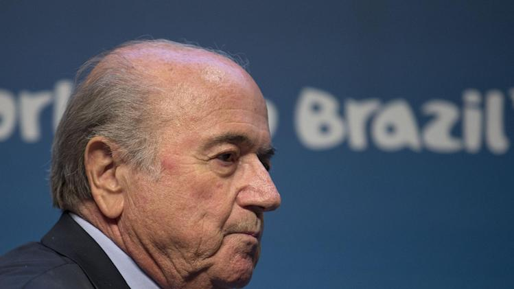 Blatter: Desire to lead FIFA still burns strong