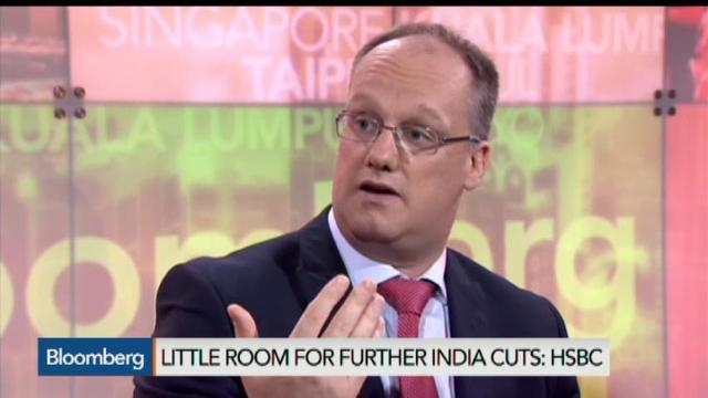 We're Quite Cautious on Indian Equities: HSBC