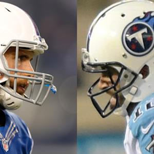 Colts at Titans Preview
