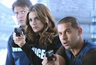 Nathan Fillion, Stana Katic, Jon Huertas | Photo Credits: Adam Taylor/ABC