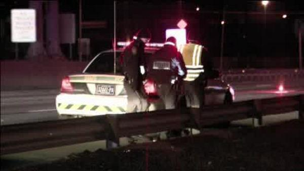 Police search for truck driver in deadly hit and run