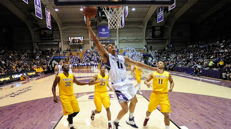 NCAA Basketball: Minnesota at Northwestern